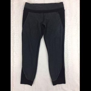 Lululemon Cropped/Capri Leggings